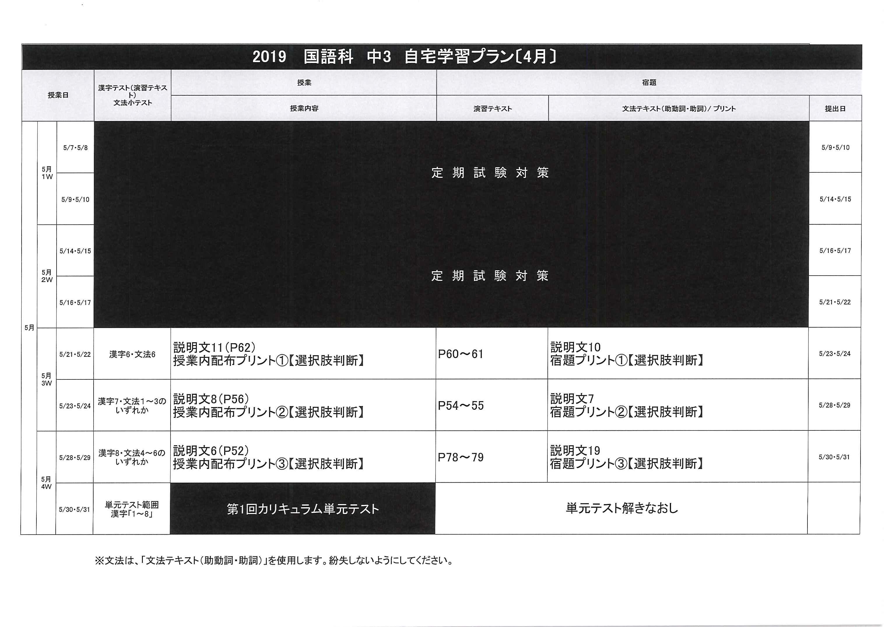 2019年5月中学生宿題小テスト表【HP用⑩】.png